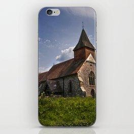 Selmeston Church iPhone Skin