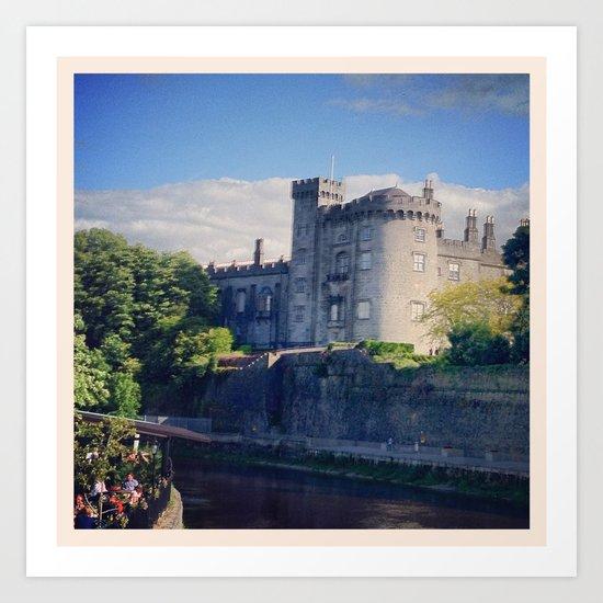 Kilkenny Castle, Ireland Art Print