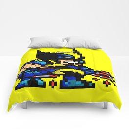 Wolvey Pixels Comforters