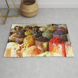 Dubai Creek Spices Rug