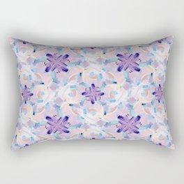 Jess Abstract Painting Rectangular Pillow
