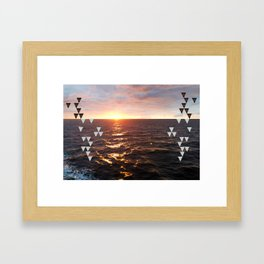 The Jane Framed Art Print