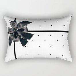 Gifted: Black Tie Affair Rectangular Pillow