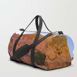 Colorful Sandstone, Valley of Fire - III Duffle Bag