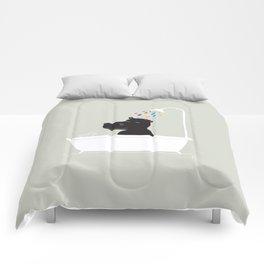 The Happy Shower Comforters