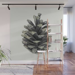 Pine Cone Wall Mural