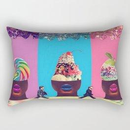 Sundae Candy Rectangular Pillow