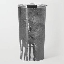 Bleach B&W Travel Mug