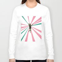 play Long Sleeve T-shirts featuring Play by Cassia Beck