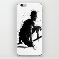knight iPhone & iPod Skins featuring Knight by t-edition