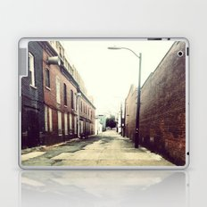 Diagonal Alley Laptop & iPad Skin