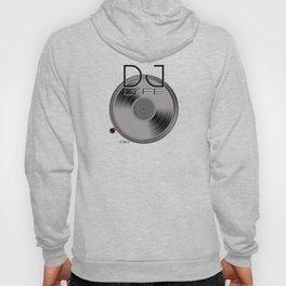 DJ LYFE turntable Hoody