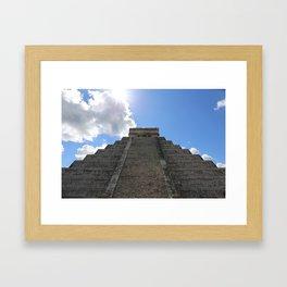 Chichen Itza Framed Art Print