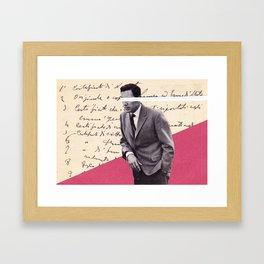 WISHLIST Framed Art Print