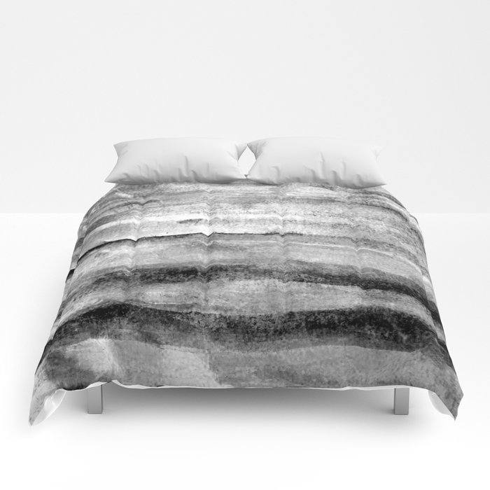 Layers of Earth Comforters