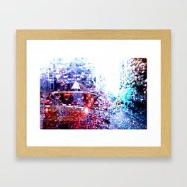 SHOULDERS Framed Art Print