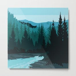 My Nature Collection No. 36 Metal Print