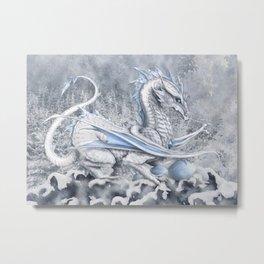 Winter's Promise Metal Print