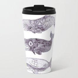 The three companions Travel Mug