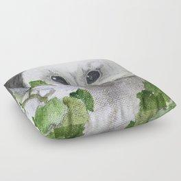 Baby Owl Floor Pillow