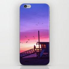 Sunset Tower iPhone Skin