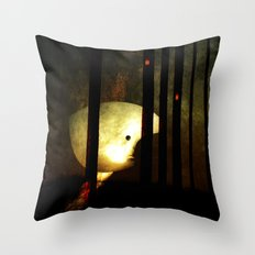 Toothfairy Throw Pillow