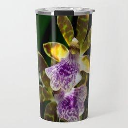 Zygo Blue Blazer Orchid Travel Mug