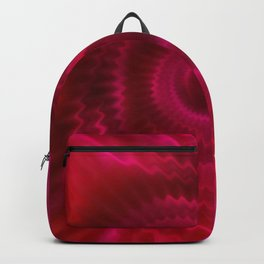 Red Power Wave Backpack