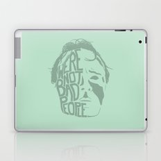 We're Not Bad People. -Shame Laptop & iPad Skin