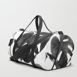 Monstera Vibes #2 #minimal #decor #art #society6 Duffle Bag