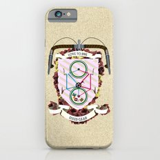 Love to Ride My Fixed Gear Bike iPhone 6s Slim Case