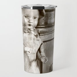 Coffee man 5 Travel Mug