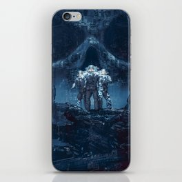 Planet of Doom iPhone Skin