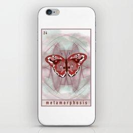 metamorphosis tarot  iPhone Skin