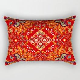 Mandala Royal Indiana  Rectangular Pillow