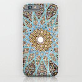 Ceiling Of Hafez Tomb iPhone Case