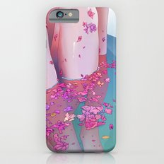Flower Bath 4 iPhone 6s Slim Case