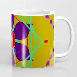 Multidimensional Guardian Coffee Mug