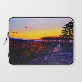 Billings, MT at Sunset Laptop Sleeve