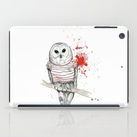 number iPad Cases featuring Number One by Stroke a Bird