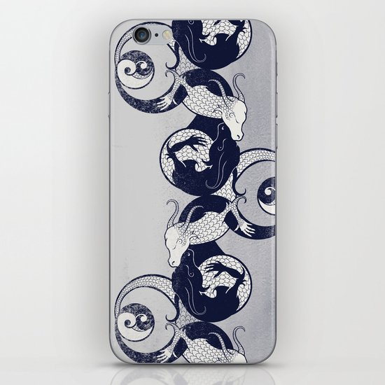 Yin & Yang iPhone & iPod Skin