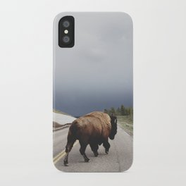 Street Walker iPhone Case