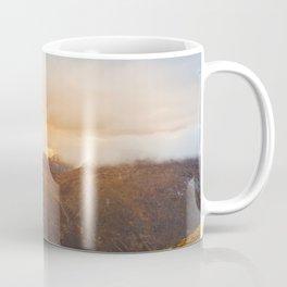 Sunrise over Mourne Mountains Northern Ireland Coffee Mug