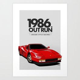 O. R. Art Print