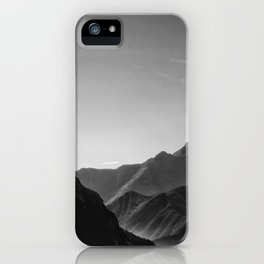 Mountain ll iPhone Case