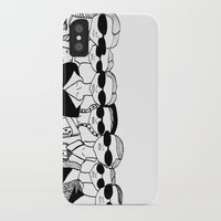 vogue iPhone & iPod Cases featuring Vogue by Rosalia Mendoza