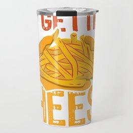 I'm Getting Cheese Fries Travel Mug