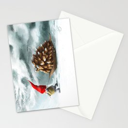 Christmas Treat Stationery Cards
