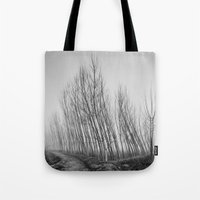 dancing Tote Bags featuring Dancing ... by Guido Montañés