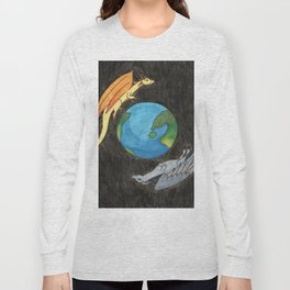 Dragons of the Sun and Moon Long Sleeve T-shirt